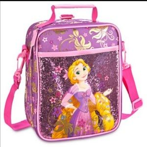 Disney Store Rapunzel lunch kit